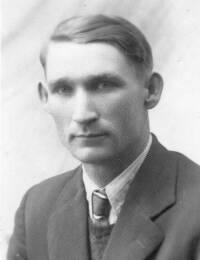Johann Forberger ca. 1938