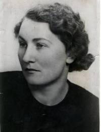 Marie Jung, geb. Forberger